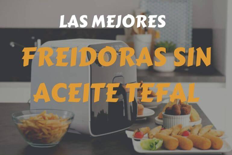 análisis, comparativa y precio de las mejores freidoras sin aceite tefal