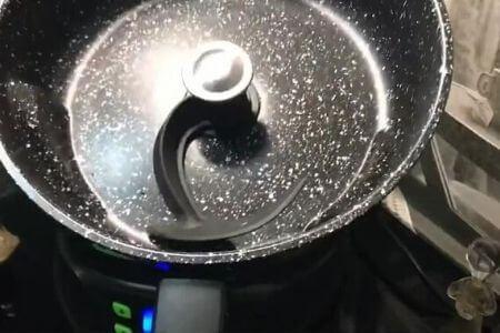 pala de removido automático Cecofry 4D