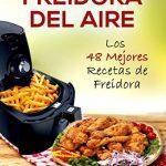 portada libro de cocinar para freidora de aire