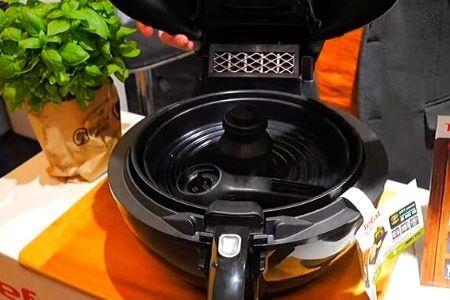 cesto superior freidora sin aceite tefal yv9708