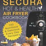 portada libro recetas freidora sin aceite hot&health air fryer