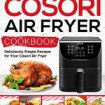 cosori airfryer cookbook
