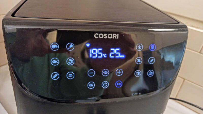 Freidora sin aceite Cosori 2