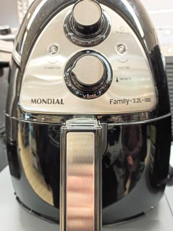 freidora sin aceite Mondial 3,2 litros